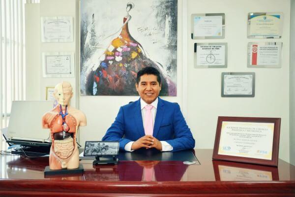 dr. percy alarcon